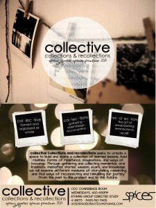 Collective Collections and Recollections